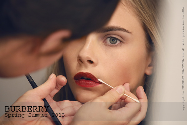 burberry beauty at the burberry prorsum ss13 womenswear show (11)