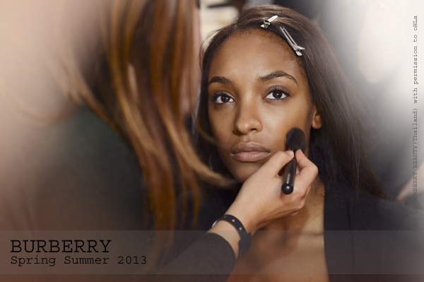 burberry beauty at the burberry prorsum ss13 womenswear show (12)
