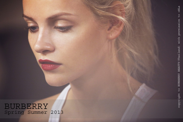 burberry beauty at the burberry prorsum ss13 womenswear show (16)