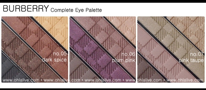 BURBERRY Complete Eye Palette - 5 to7 ohlalive