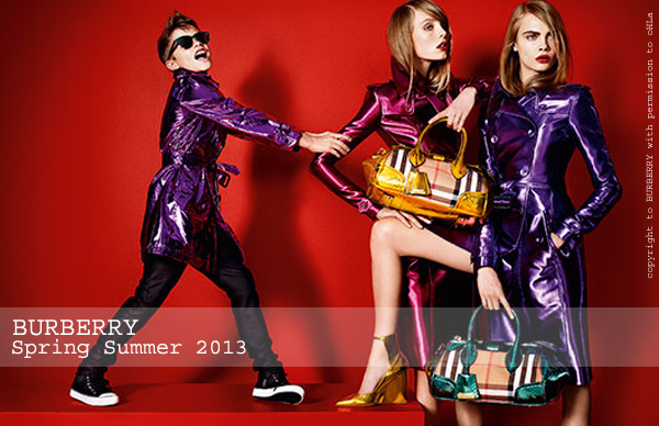 Burberry-S_S13-campaign-featuring-Romeo-Beckham