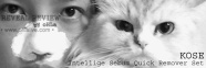 KOSE Intellige Sebum Quick Remover Set - feature photo