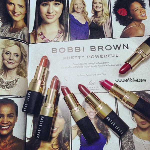 BOBBI BROWN Lip Color Original - all 6