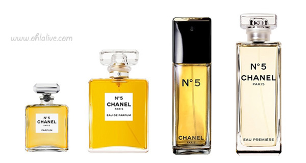 CHANEL No5 Collection