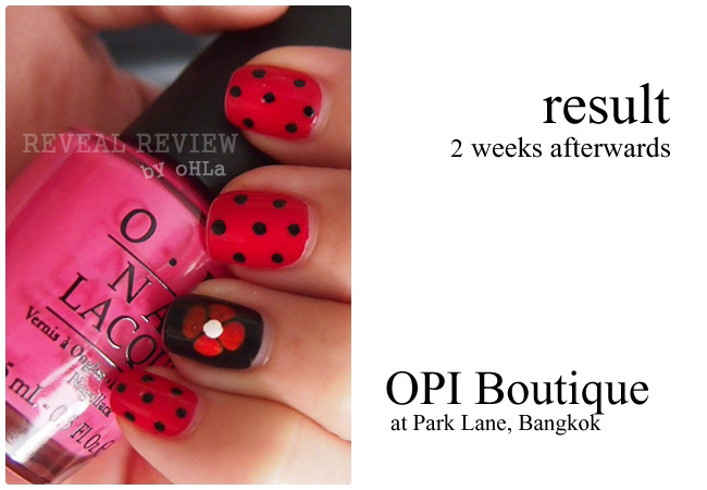 OPI Dot Nails - 1
