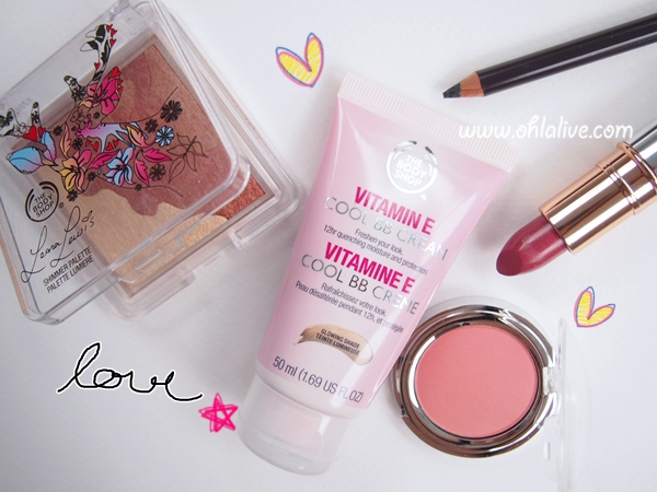 The Body Shop Vitamin E BB Cream