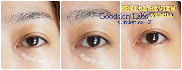 GOODSKIN LABS Circleplex2 - day test
