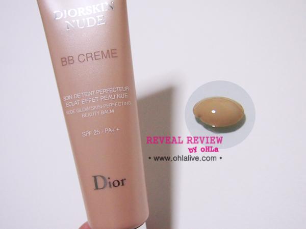 DIORSkin Nude BB Creme 002 - 1