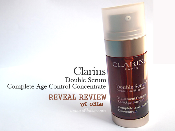 Double Serum by Clarins #15