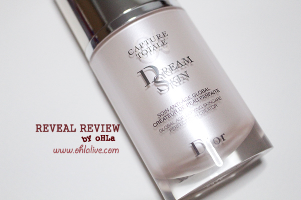 dior capture totale dream skin review