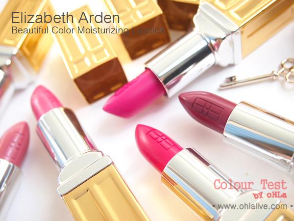 Elizabeth Arden Beautiful Color Moisturising Lipstick