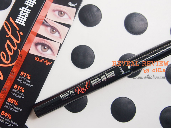 Benefit They're Real Push-up Liner size 1.4g., counter price THB1,000.-