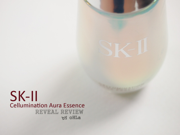SK-II Cellumination Aura Essence