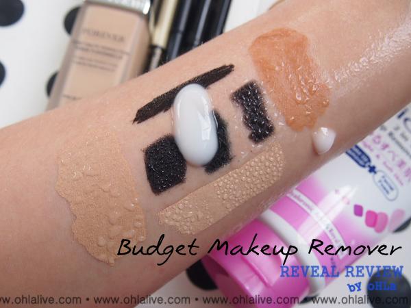 Budget Makeup Remover Biore