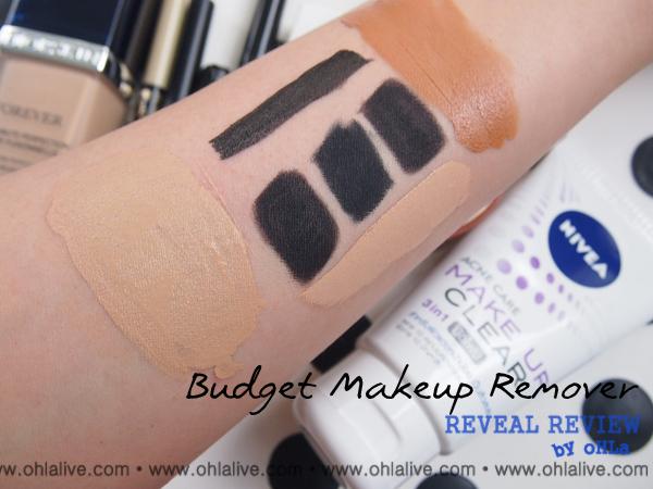 Budget Makeup Remover - NIVEA