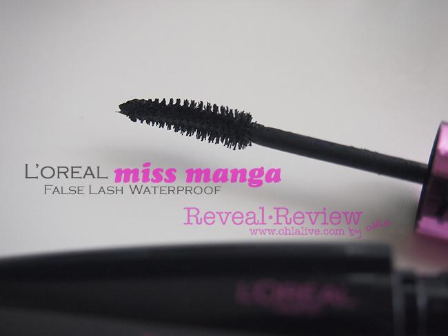 L'oreal Miss Manga Mascara