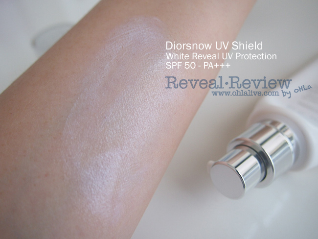 Diorsnow UV Shield White Reveal UV Protection SPF 50 - PA+++