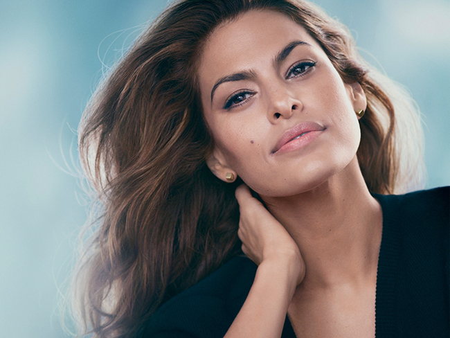 Estee Lauder New Dimension Eva Mendes