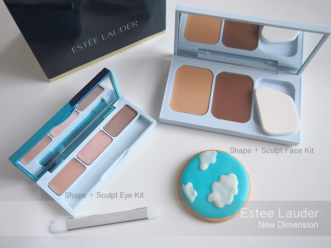 Estée Lauder New Dimension Shape + Sculpt Face/ Eye Kit