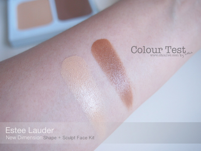 Estée Lauder New Dimension Shape + Sculpt Face Kit