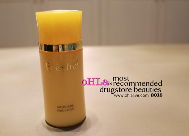 oHLa-most-recommended-drugstore-beauties-7-freshelmoistureemulsionn