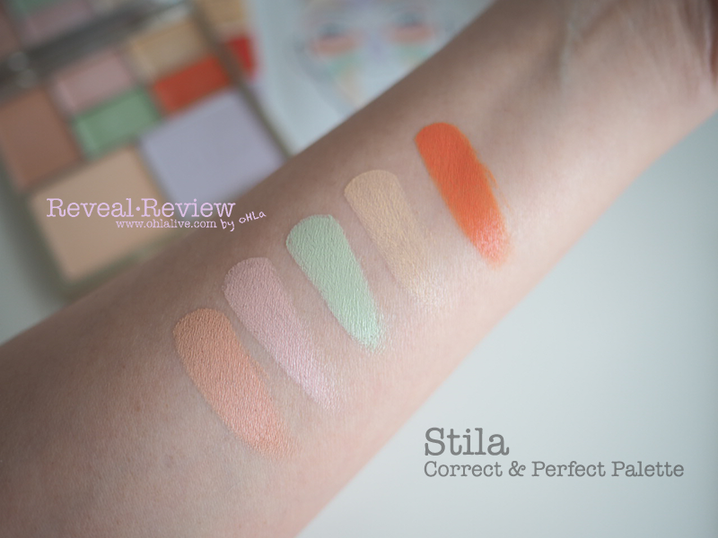 Perfect All In One Color Correcting Palette by stila #3